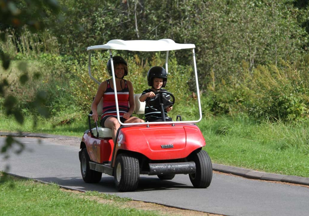 Golf-autot